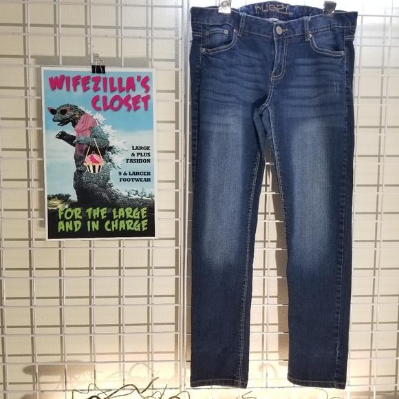 Rue21 Low Rise Skinny Jean's Size 11/12